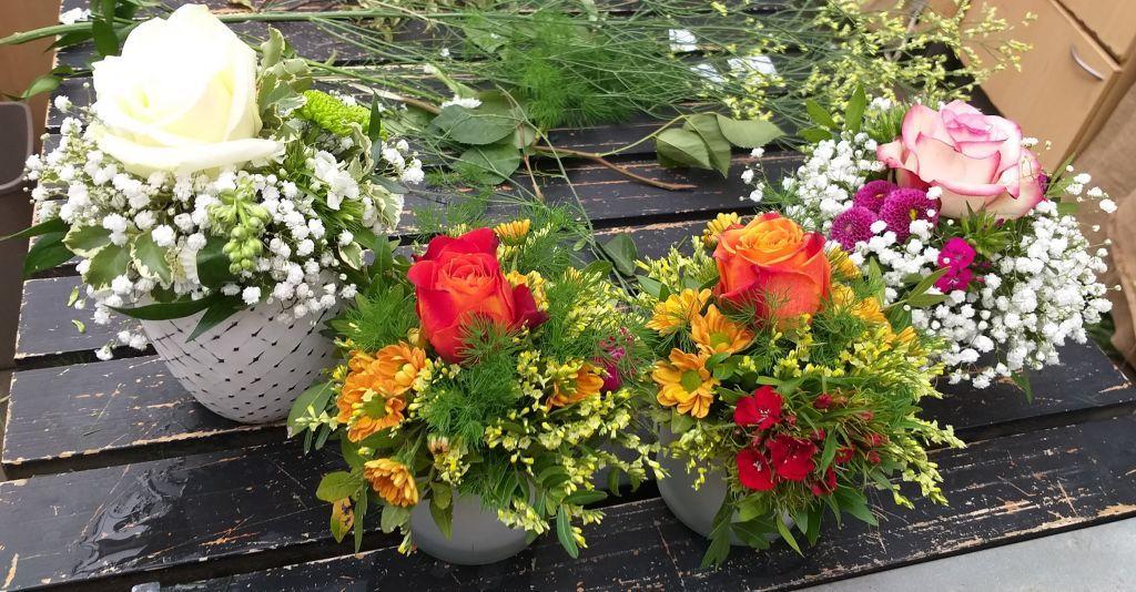 Dekoreeritud lilled