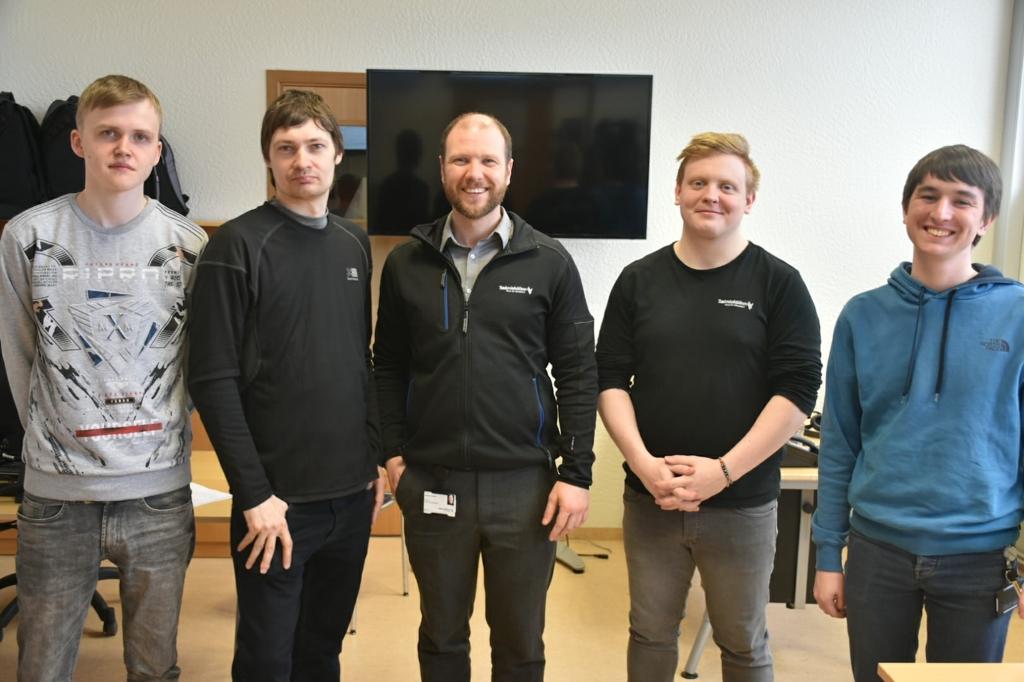 Kooli IT-meeskond & Co