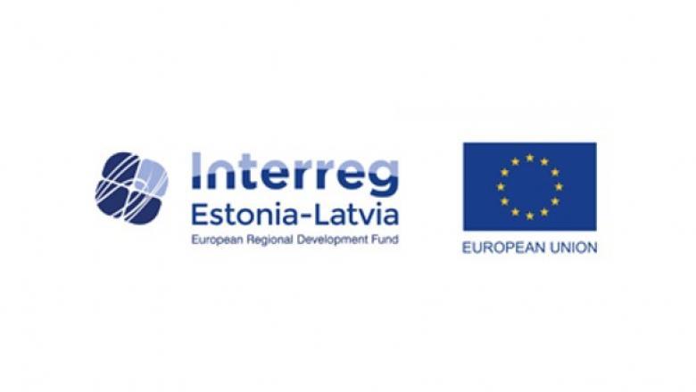 Interreg Estonia-Latvia logo