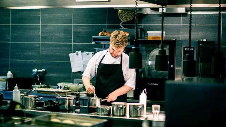 Kokaabi köögis