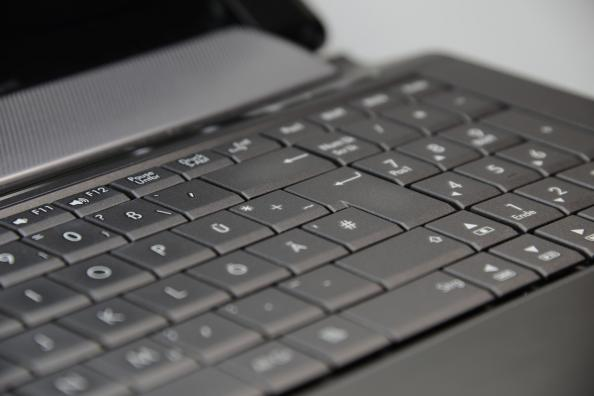 Sülearvuti klaviatuur